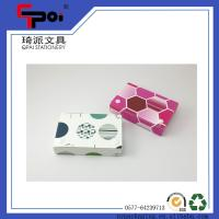 Buy cheap Office Stationery A5 PP File Folder Box With Button File Folder Box from wholesalers