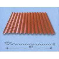Buy cheap Industrial Waterproof Prefabricated Roofing Sheets , Metal Building Wall Panels System from wholesalers