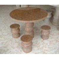 Buy cheap Indoor Marble Stone Table from wholesalers