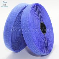 China Popular Soft Hook And Loop Fabric Color Customized nylon material For Clothes on sale