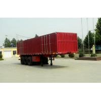 Buy cheap CLWSunway 13.5 m 32 t 3-axis van semi-trailer WQY9403XXYZ0086-18672730321 from wholesalers