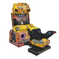 Buy cheap 2 FF Super Bike Arcade Machine , 350W 42  LCD Video Game Coin Machines from wholesalers