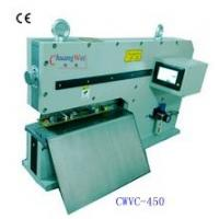 Buy cheap Lowest Cut Stress PCB Depaneling Machine Cutting 450mm Length Alum Board from wholesalers