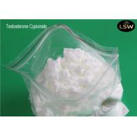 Buy cheap Healthy Injectable Anabolic Steroids Testosterone Cypionate Powder CAS 58-20-8 from wholesalers