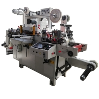 Buy cheap MQ-320A Self Adhesive Sticker Barcode Label Die Cutter Machine electronic die cutter from wholesalers