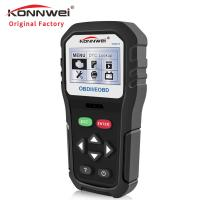 Buy cheap Multi - Functional Konnwei Scan Tool KW818 Auto Diagnosis Machine For All Cars from wholesalers
