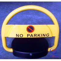 Buy cheap Intelligent Anti theft parking space locking device , Automatic Steel Car Park Blockers from wholesalers