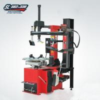 Buy cheap Automatic Tyre Changer with Tilting Back Post with Right Help Arm from wholesalers