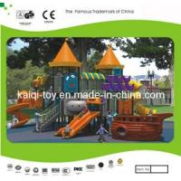 Quality Pirate Ship Series Outdoor Playground Equipment (KQ10129A) for sale