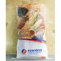 Wholesale Transparent BOPP PP Woven Feed Bags , Laminated Woven Polypropylene Bags from china suppliers