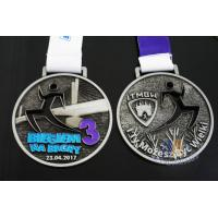 Wholesale Personalized Custom Sports Medals 3d Both Side Soft Enamel Eco-friendly from china suppliers