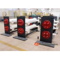 Buy cheap Shell Tube Heat Exchanger Water Cooling For Freezing Industries , Leather product