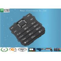 Buy cheap Conductive Plastic Silicone Rubber Keypad Professional Membrane Switch Pad Wear Resisting from wholesalers