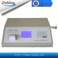 Buy cheap DSHY7200-I Total sulfur analyzer by ultraviolet fluorescent from wholesalers