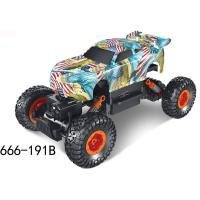 Buy cheap Electric RC toy car 2.4Ghz wireless racing climb car remote control 1:16 high-speed off-road climbing car toy 666-191B from wholesalers