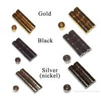 Buy cheap magnetic clasp with different color from wholesalers