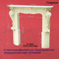 PU wall niches and fireplace Manufactures
