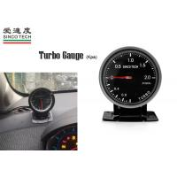 Buy cheap 12v Turbo Boost Gauge 2.5 '' Digital Display DO 6351 High Performance from wholesalers