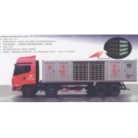 Buy cheap Intelligent CNG Tank Container Trailer from wholesalers