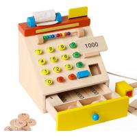 Buy cheap educational toys for kids-Cash register from wholesalers