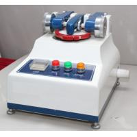 Buy cheap Small Textile Testing Equipment / Taber Abrasion Tester With Tesuipment High Speed 60 R.P.M from wholesalers