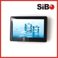 "Wholesale 7"" Wall Surface Mount Industrial Touch Tablet With PoE Temperature Sensor from china suppliers"