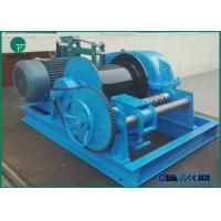 Buy cheap Electric power winch for mining application 5ton winch with safe brake system from wholesalers
