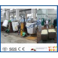 Wholesale Butter Churning Machine Butter Making Equipment With Cow Milk / Buffalo Milk Raw Material from china suppliers