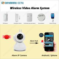 Buy cheap Working with RF433 alarm sensors Yoosee app WiFi alarm home camera security system from wholesalers