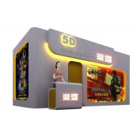 Wholesale Infinity virtual reality cinema 5d 7d 9d 12d 7d cinema 7d hologram projector prices from china suppliers