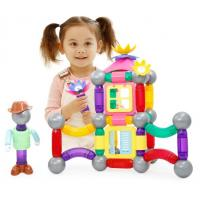Buy cheap Puzzle Anxiety Toy Magnetic Builders from wholesalers