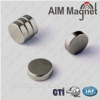 Buy cheap Rare earth neodymium magnet 10X4mm from wholesalers