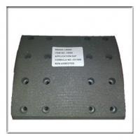 Buy cheap truck brake lining,drum brake lining WVA19064, brake parts,brake liner,brake product
