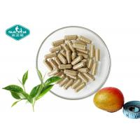 Buy cheap Transparent Natural Weight Loss Capsules Extract From African Mango And Green Tea from wholesalers