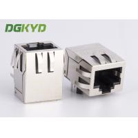 Buy cheap POE RJ45 Connector with internal isolationTransformer 100base-TX 8P8C OEM / ODM from wholesalers