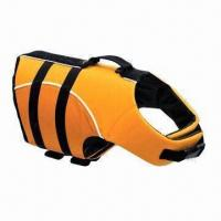 Buy cheap Pet Saver Life Vest, Provides Flotation and Max Buoyancy, Bright Color for product