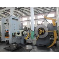 Buy cheap Flat Electronic Steel Coil Uncoiler Metal Stamping Parts Automatic Feeding from wholesalers