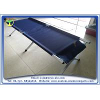 Buy cheap Fashionable Anodizing Extruded Aluminium Profiles For Foldable Beach Chair from wholesalers