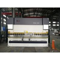 Buy cheap Hydraulic Press Brake Machine with NC System from wholesalers