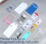 Buy cheap Self Sealing PVC Plastic Zip Lock Bag Thick Clear Ziplock Earrings Jewelry Bag Packaging Storage Bags bagease bagplastic from wholesalers