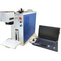 Buy cheap LCD Screen Optic Device UV Laser Marking Machine Small Volume 3 Watt / 5 Watt product