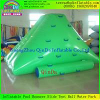Buy cheap Hot Sale Inflatable Water Climbing Mountain Inflatable Climbing Wall Flaoting Iceberg from wholesalers