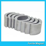 Buy cheap Custom Industrial Ceramic Ferrite Magnets Arc Shaped Y25 Y30 Y30BH Y35 Grade from wholesalers