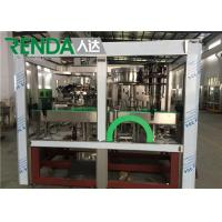 Buy cheap Stainless Steel Pet Liquid Filling Line Bottled Spring Water Bottling Machine from wholesalers