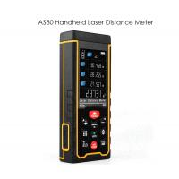 """Wholesale New Release 80m 1.9"""" LCD Digital Self-Calibration Laser Distance Meter With Camera Measurement Function from china suppliers"""