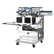 Buy cheap HM-001 Table Type Automatic Encrusting and Forming Machine from wholesalers