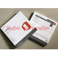 Buy cheap Office 2013 / 2016 Full Version , Office Standard / Pro Plus / Home&Business / Professional Software 32 / 64 bit from wholesalers