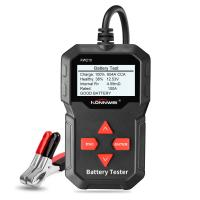Buy cheap Multi Functional Car Battery Tester Scanner Support Printing For All 12V Vehicles from wholesalers