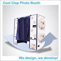 Buy cheap Rental Event Equipment Of Photo Booth from wholesalers