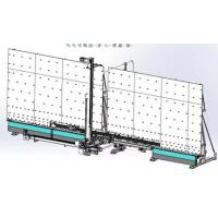 Buy cheap Max Glass Szie 2500*4500mm Vertical Insulating Glass Machine / Double Glass Machine Sealing Robot from wholesalers